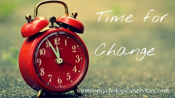 Time for Change | Cognitive Behavioural Therapy
