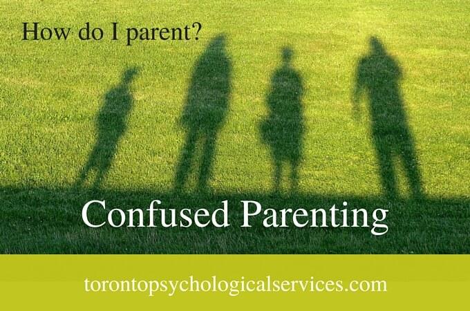 How do I parent? Confused Parenting