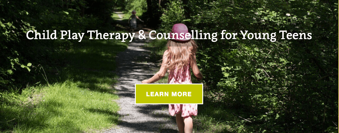 Child Play Therapy & Counselling for Young Teens