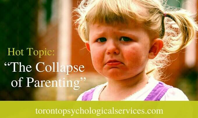 Hot Topic: The Collapse of Parenting