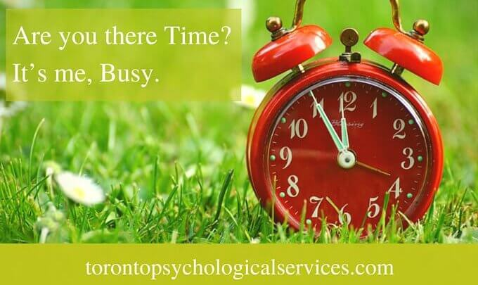 Are you there time? It's me. Busy