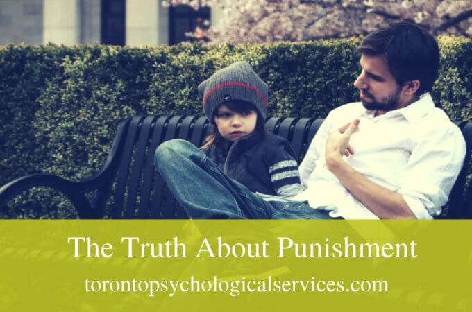 The Truth About Punishment
